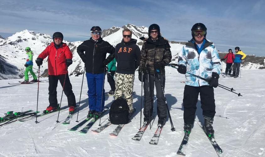 Aries Marine Ski Trip To Morzine